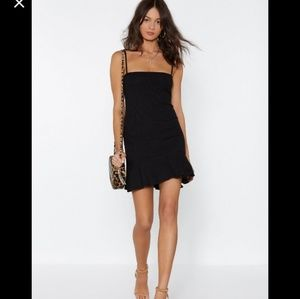 NWT Black Nasty Gal dress